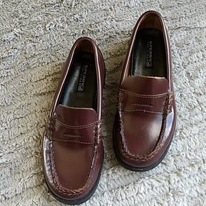 Sperry Top-Slider Leather  Penny Loafers size 1